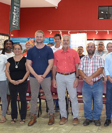 De nombreux représentants des institutions, des communes, d'ONG et d'associations environnementales ont assisté au lancement de la Semaine de l'eau.