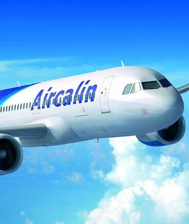 Les A320 et A330 d'Aircalin doivent être remplacés par des appareils de nouvelle génération durant la période 2019-2021 (© Airbus).