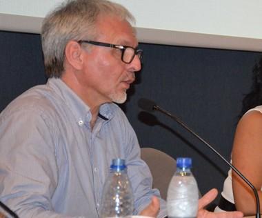 Les fondateurs de l'Apesa France ont présenté leur dispositif, mardi 14 mars à la CCI, en présence des membres du gouvernement, Isabelle Champmoreau et Philippe Dunoyer.