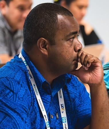 Membre de cet organisme international, l'OPT-NC permet à ses techniciens et ingénieurs d'accéder à des formations de haut niveau.
