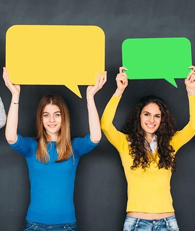 Les Calédoniens de 18 à 35 ans sont invités à s'exprimer sur le thème du vivre ensemble.