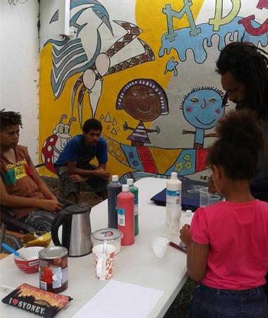 La Maison des jeunes de La Foa est devenue un point de rencontre très bénéfique.