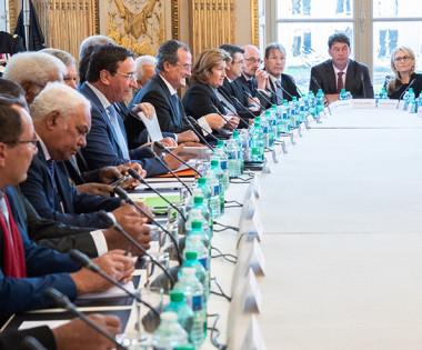 Le 18e comité des signataires s'est déroulé à l'Hôtel de Matignon (© Florian David/Matignon).