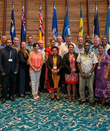 La séance inaugurale de la conférence des dirigeants des services publics du Pacifique s'est déroulée à la CPS.