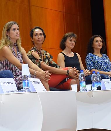 Faire découvrir le monde de l'entreprise au féminin, encourager l'initiative, éduquer à l'égalité à l'école… les objectifs de cette semaine étaient multiples