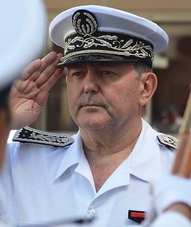 Alain Martinez a officiellement pris ses fonctions le 10 juillet.