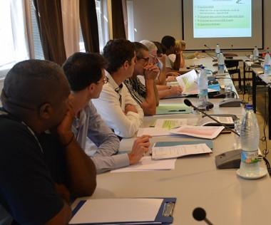 Les membres du Conseil de l'urbanisme et de l'habitat se sont réunis le 22 mars au gouvernement.