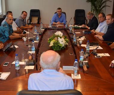 L'élection du président et du vice-président du 15e gouvernement s'est déroulée le vendredi 1er décembre.