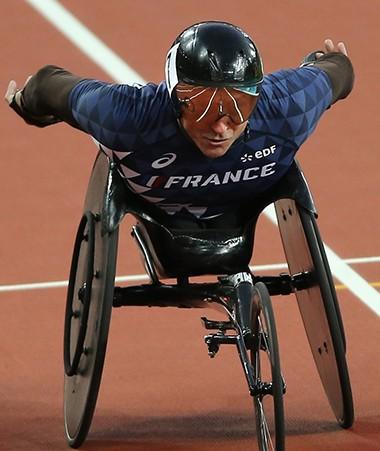 Pierre Fairbank, un champion d'exception.