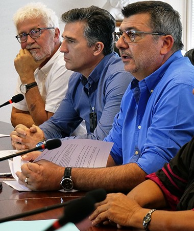 Vendredi 3 août, le gouvernement a accueilli les représentants de la clinique Île Nou-Magnin et du pôle d'investisseurs PHP, au terme d'un accord qui garantit l'ouverture de l'établissement dans des conditions optimales.