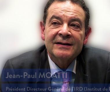 Le PDG de l'IRD au gouvernement