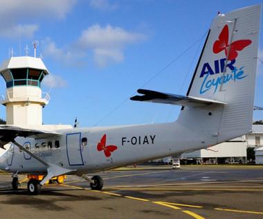 Le Twin Otter d'Air Loyauté reliera désormais Tiga les lundi, mercredi et vendredi.