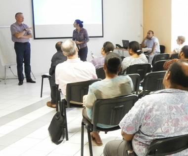 Plus d'une vingtaine de représentants des communes de la province Nord ont assisté à cette deuxième réunion de l'année, mercredi 7 décembre.
