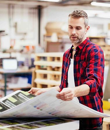 L'imprimerie et la signalétique font partie des huit secteurs concernés par la réforme de la régulation des marchés.