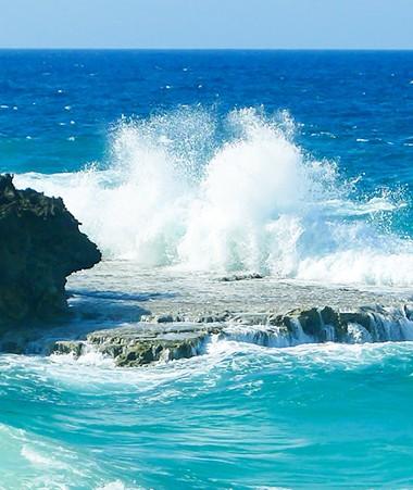 La lutte contre le changement climatique fait partie des domaines prioritaires pour les projets cofinancés par le Fonds Pacifique en 2018.