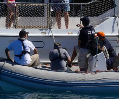 Cette journée de sensibilisation, menée depuis 2013 par les acteurs de la sécurité en mer, avait pour slogan « Sur le lagon, pas d'improvisation, je prends toujours mes précautions ».