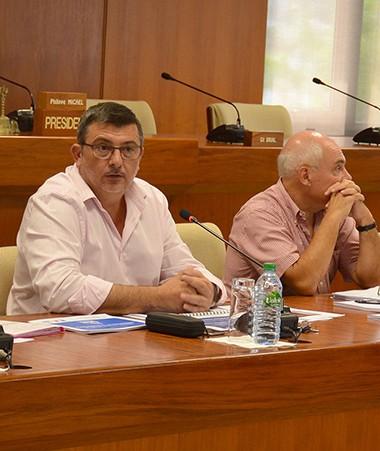 Le conseil provincial de prévention de la délinquance s'est tenu le 14 février dans l'hémicycle de l'Hôtel de la province Sud.