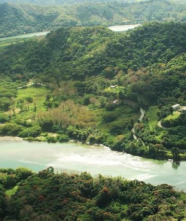 La tribu de l'Embouchure, à Ponérihouen, est une zone de développement prioritaire « pilote ».