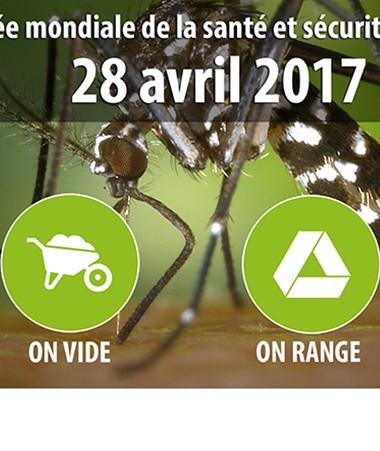 Chasse aux moustiques dans les entreprises