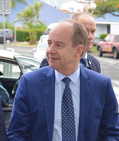 Le garde des Sceaux Jean-Jacques Urvoas a été reçu le 15 décembre au gouvernement.