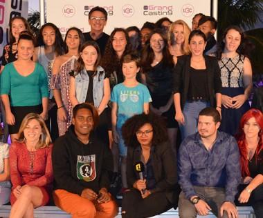 """Les candidats sélectionnés pour les """"lives"""" du Grand Casting ont été présentés à la presse, vendredi 1er septembre, à la province Sud."""