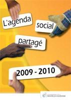 L'agenda social partagé 2009-2010