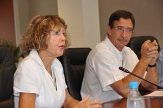 Marie-Noëlle Thémereau, en mission sur la santé