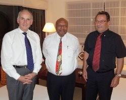 Impliquer la Nouvelle-Calédonie dans les travaux du Forum des îles du Pacifique