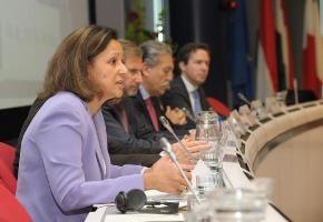 Déplacement de Jean-Claude Briault à Bruxelles