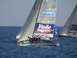 """""""Nouvelle Calédonie"""" gagne le tour de France à la voile !"""