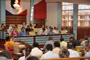 Orientations budgétaires 2011-2013 : un débat qui tient toutes ses promesses