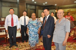 Une mission culturelle à Hanoi