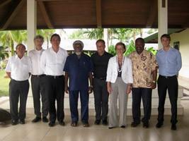 Vanuatu/Nouvelle-Calédonie : 640 000 euros pour un an