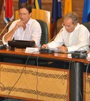 Réunion plénière de l'accord FRANZ