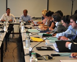 NC-Australie : premières consultations bilatérales