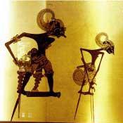 Les ombres indonésiennes au musée
