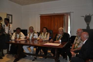 La Calédonie accompagne le recrutement des instituteurs de Wallis et Futuna