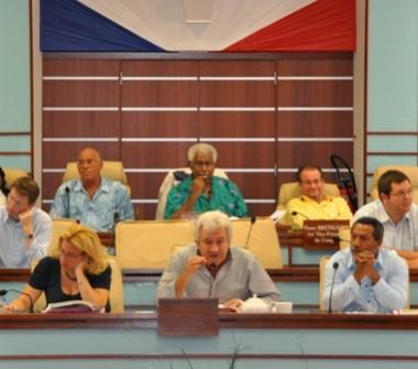 Le budget 2012 de la Calédonie adopté au Congrès