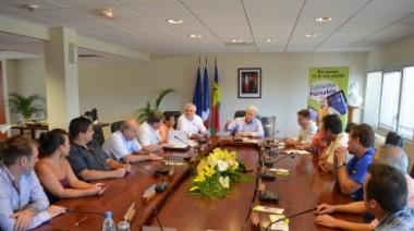 Lancement de l'opération MIPE 2012