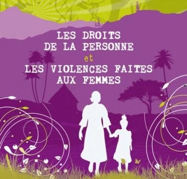 Journée internationale sur les violences faites aux femmes