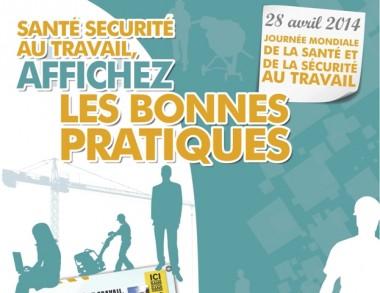 « Santé sécurité au travail, affichez les bonnes pratiques »