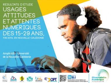 La jeunesse calédonienne à l'heure du numérique