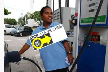 Nouvelle baisse des carburants