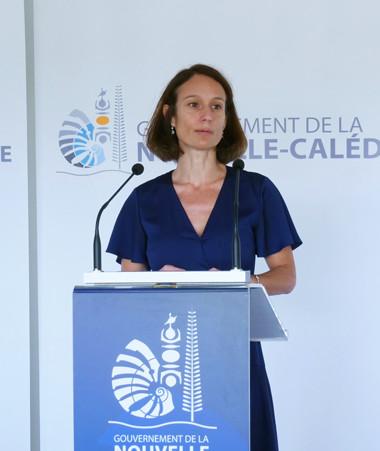 Isabelle Champmoreau a livré le 16 juin les derniers chiffres sur les rapatriement des étudiants.