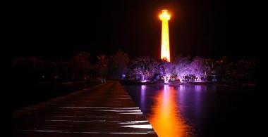 Le phare mis en lumière