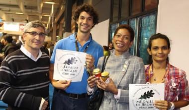 Vanille, bières et confiture calédoniennes primées à Paris