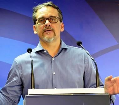 Philippe Dunoyer, nouveau membre du gouvernement