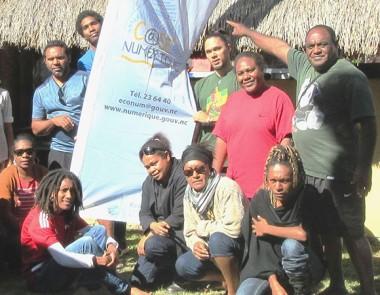 Les animateurs numériques étaient réunis à Thio pendant deux jours.