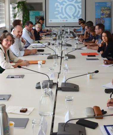 Le comité de coordination territorial du programme PROTEGE a eu lieu le 9 juillet au siège du gouvernement de la Nouvelle-Calédonie.