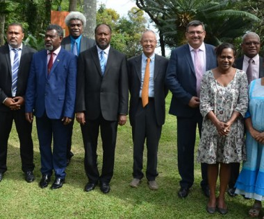 Le Vanuatu, premier partenaire régional